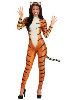 05887b26532 43 Best Tiger costume images in 2017 | Big Cats, Feral cats ...