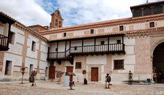 Patio del Convento de Nuestra Señora de Gracia.  Foto: Carlos Pulido