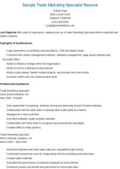 Visual Information Specialist Sample Resume Software Support