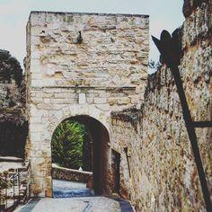 Buenas noches Jaén. Voy a soñar con castillos y batallas :) by lacosmopolilla