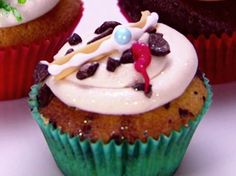 Tiramisu Cupcakes from FoodNetwork.com
