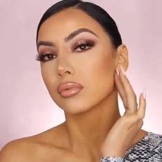 Read information on makeup looks and trends Makeup 101, Free Makeup, Glam Makeup, Hair Makeup, Baddie Makeup, Makeup Products, Cute Makeup Looks, Gorgeous Makeup, Dead Gorgeous
