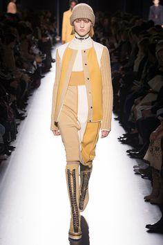 Hermès Fall 2017 Ready-to-Wear Fashion Show - Ina Maribo Jensen