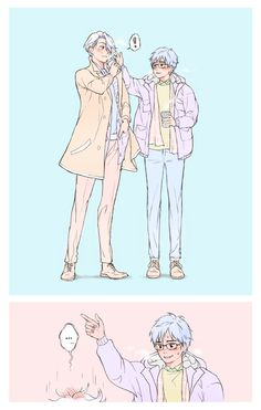 victor & katsuki
