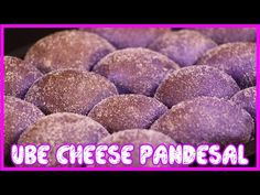 Ube Cheese Pandesal Recipe is a popular purple bread roll which became a hit in the Philippines lately where many people are asking to buy or make Philipinische Desserts, Filipino Desserts, Filipino Recipes, Filipino Food, Filipino Dishes, Pinoy Recipe, Dessert Recipes, Best Pandesal Recipe, Cheese Pandesal Recipe