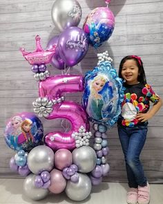 Balloon Crafts, Balloon Decorations Party, Frozen, Balloon Bouquet, Bouquets, Celebrations, Balloons, Instagram, Party Photography