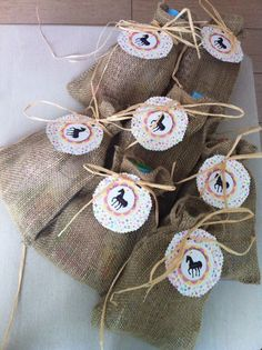Bibi y Tina sticker arco con 8 pegatinas como mitgebsel o para bricolaje