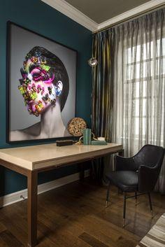 10 Stylish Home Decor Ideas By Donna Mondi To Inspire You   Modern Interior Design. Living Room Inspiration. #homedecor #interiordesign #livingroomideas Read more: https://www.brabbu.com/en/inspiration-and-ideas/interior-design/stylish-home-decor-ideas-donna-mondi-inspire