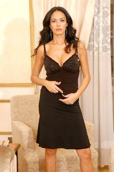 Maria Grazia, Photoshoot, Actors, Female, Formal Dresses, Film, Black, Women, Fashion