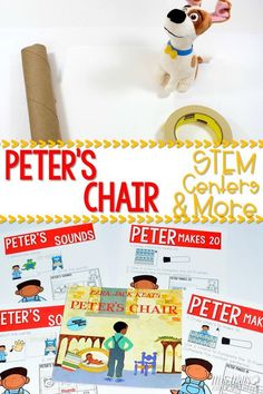 Peter's Chair Activi