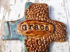 Grace Cross by carriewdesign