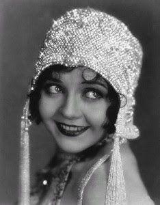 #Flapper hat  worn w Fringe Dress