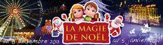 Découvrez toute la programmation de la Magie de Noël2013