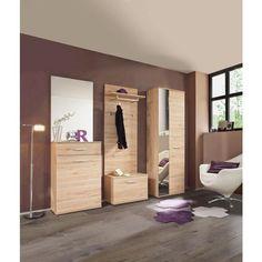 Schuhschrank im freundlichen landhausstil perfekt f r for 3 teilige garderobe