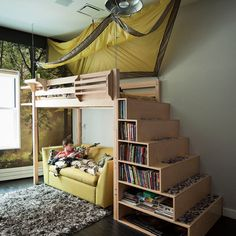 Modern Kids Beds Design Ideas, Pictures, Remodel, and Decor - page 3