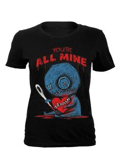 Akumu Ink You're All Mine T-Shirt