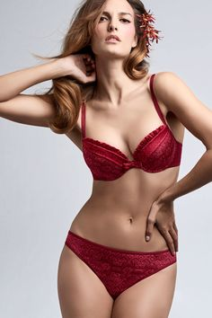 Marlies Dekkers Lingerie SS2017 ~ 'Crouching Tiger' Collection Please don't remove the credits ♥