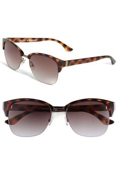 Shades of Couture by Juicy Couture 'Indie' Retro Sunglasses available at Nordstrom