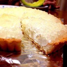 ゆーずは高知で売っている水や炭酸で割って飲む飲料水です(^-^)/ - 69件のもぐもぐ - レアチーズケーキ×ゆずジュレ by shiooo