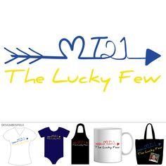Spruch: The Lucky Few - Motiv: Pfeil mit >>>., Herz und T21 - Erhältlich u.a. auf Shirts, Bodys, Taschen, als Poster, Hoodie uvwm... - #shirtdruck #awareness #downsyndrom #trisomie21 #cool #Chromosom #down-Syndrom #einzigartig #seianders #süß #theluckyfew #herz #liebe #Pfeil #theluckyfewtattoo #plott