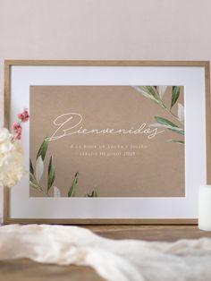 Ideal para dar la bienvenida a tus invitados. Carteles personalizados con nombres y fecha del enlace. Descubre todas las opciones y distintos modelos en nuestra web. Modelo Peñiscola. #nuevacoleccion #cottonbirdes #boda #invitacionesdeboda #novias2020 #instaboda #wedding #inspiracionbodas #noscasamos #weddinginspiration #futurasnovias #blogboda #instawedding #boda2020 #boda2021 #novia2021 #cartelesdeboda #darlabienvenida #cartelespersonalizados Role Models, Welcome Signs, Digital Invitations, Calendar Date, Wedding Invitations, Names, Weddings, Flowers
