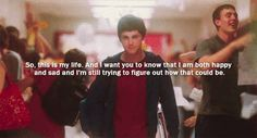"""Life is a complicated whirlwind of emotions. 