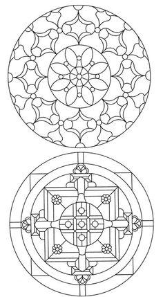 New Mandala Coloring Pages - News - Bubblews