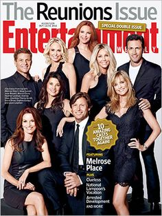 Melrose Place collector's cover