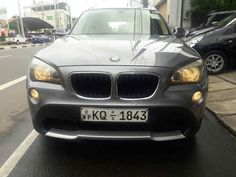 Jeep BMW X1 For Sale Sri lanka. Alloy Wheel, RPM Meter, Push Start, Beige Interior,  Hood Railing, 1st Owner, Company Maintain, Original Diesel,  Japan Model, Fully Loaded. EXCHANGES POSSIBLE, FREE 03 SERVICES. Leasing facilities can be arranged. ලීසින් පහසුකම් සලසා දිය හැක. Price will be only negotiated after the inspection. රථය පරීක්ෂා කිරීමෙන් පසු මිල ගනන් පිළිබඳව සාකච්ඡා කරනු ලැබේ Vehicle Can Be Seen At Nandana Enterprises 117/B , Colombo Road, Raththanapitiya, Boralesgamuwa (Opposit...