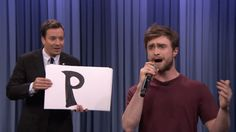 Here's Daniel Radcliffe Rapping Blackalicious' 'Alphabet Aerobics'