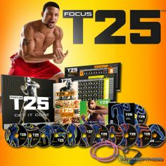 Focus T25 Workout.. Just finished this program and LOVED every minute of it!!! Challenge Packs on sale until January 31st, including a months supply of Shakeology! http://www.beachbodycoach.com/esuite/home/TRACEYCURTIS