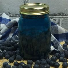 Key Lime Shimmering Moonshine – My Incredible Recipes Strawberry Moonshine Recipe, Blueberry Moonshine, Blueberry Cobbler, Blueberry Liquor, Blueberry Recipes, Blueberry Cheesecake, Mixed Drinks, Fun Drinks, Yummy Drinks