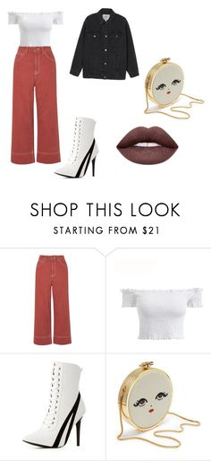 """Untitled #17"" by alexa78-1 on Polyvore featuring Topshop and Wild Diva"