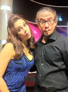 #SelffFish con @PamelaSued luego de pasar por su programa @Siguelanoche #Carapez #Fishface