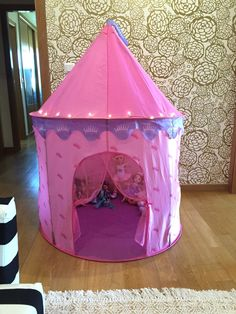 A festa da minha princesa   Shopping for my babies; princess party; 4 years; princess tent
