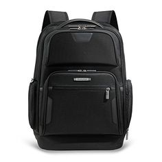 Briggs  Riley Medium Backpack KP2754 work BLACK * Visit the image link more details.(This is an Amazon affiliate link and I receive a commission for the sales)