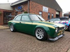 Ford Escort Mk1 wideboy
