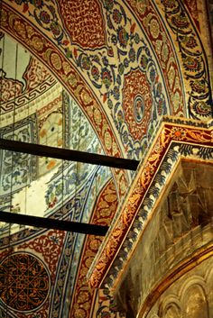Hagia Sophia interior, Istanbul, Turkey