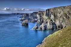Epic sea cliffs: Mizen head #cliffs #nature #photography
