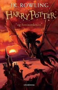 Harry Potter 5 - Harry Potter og Fønixordenen af J. K. Rowling