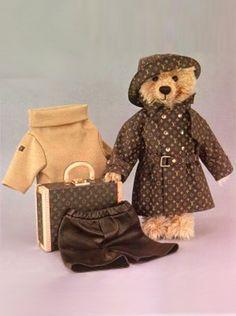 Sigue siendo el oso mas caro del mundo, comprado en una subasta en el 2000 al valor de 2 millones de Dolares