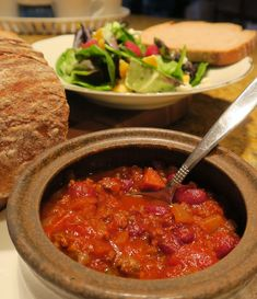 Farmer's Chili ~ Flashback Friday