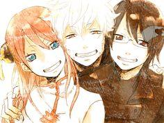 "Best 76 ""Gintoki Sakata"" Photos – Anime Worlds 7 I Love Anime, All Anime, Anime Guys, Manga Anime, Manga Art, Kamui Gintama, Gintama Wallpaper, Fan Art Anime, Comedy Anime"