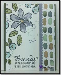 Garden in Bloom by tyque - Cards and Paper Crafts at Splitcoaststampers