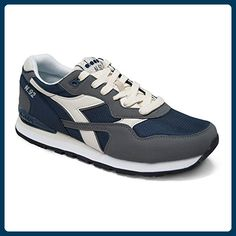SCARPE UOMO DIADORA N-92 501.171820 (46 - C6654 BLU DENIM SCURO-GRIGIO  BUFERA) - Sneakers für frauen ( Partner-Link) b6a25d74000