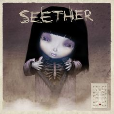 Seether-Finding Beauty in Negative Spaces..............