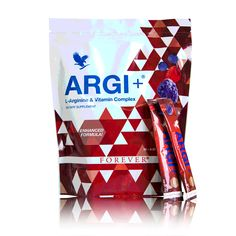 Forever Living ARGI with L-Arginine & Vitamins complex. Pouches of ARGI . New ARGI ? provides all the power of L-Arginine, plus Use: Shake well before use. Take one scoop of ARGI ? mixed well with 8 ounces of water or other beverage once daily. Aloe Vera, Nigella Sativa, Aloe Drink, Clean9, Vitamine B12, Forever Business, Muscle Function, Health And Wellness, Forever Living