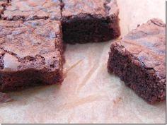 Katherine Hepburn's Family Brownie Recipe From Ladies Home Journal 1975