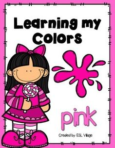COLORS: COLOR OF THE WEEK: COLOR ACTIVITIES: PRINT AND GO ACTIVITIES: KINDERGARTEN: PRE K: PRESCHOOL: PINK: PINK ACTIVITIES: COLOR PINKIt is very important to understand the process of learning when teaching abstract concept like colors.  One of the best ways to help students when mastering their colors is through the use of examples and of course, a lot of repetition.This set has been designed to help your pre-school students when learning their colors and to have fun during the process.It…