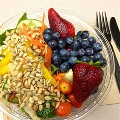 Take out the diced eggs and you have a wonderful vegan salad!